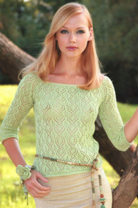 пуловер Herb