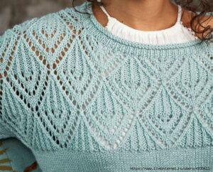Женский пуловер DINAH